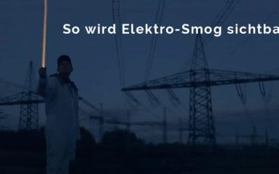 Elektromagnetische Felder sichtbar gemacht