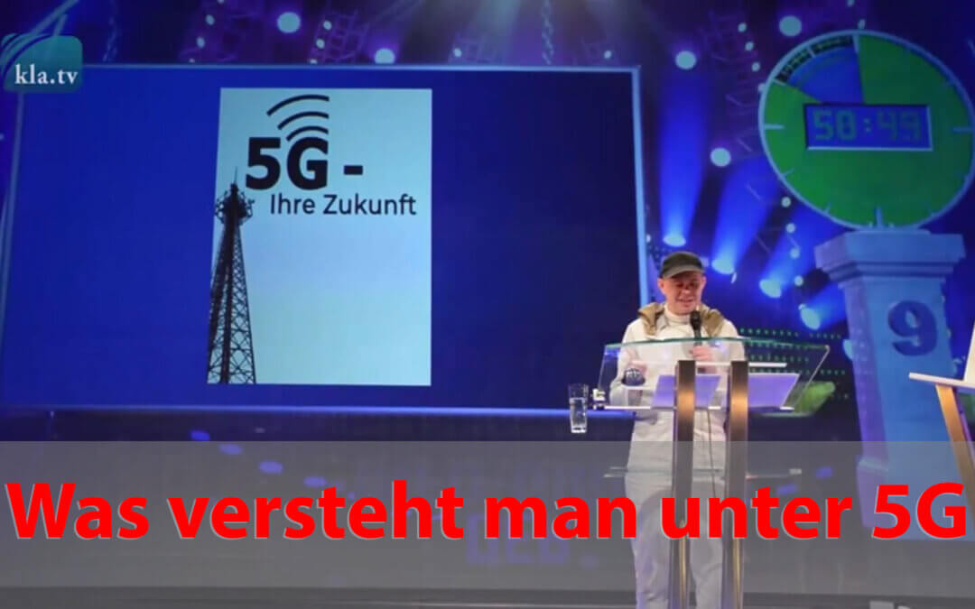 Was versteht man unter 5G