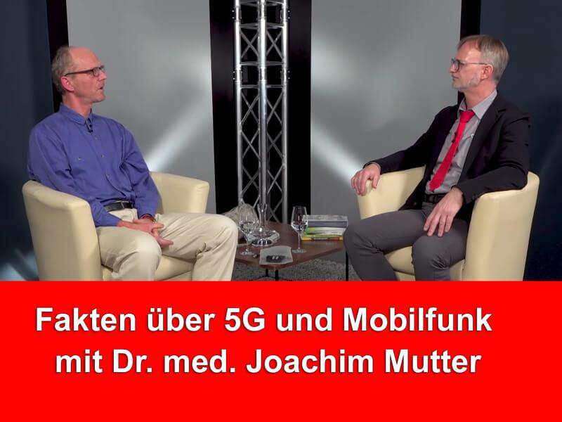 Dr med Mutter über 5G und Mobilfunk