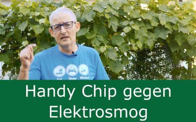 Nützt ein Handy Chip gegen Elektrosmog